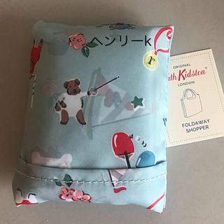 Cath Kidston - 新品 キャスキッドソン エコバック タグ付き スポーティードッグス 東京2020