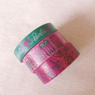 バービー(Barbie)のバービーマスキングテープ(テープ/マスキングテープ)