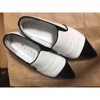 ダイアナ(DIANA)のDIANA  ダイアナ  フラットシューズ(ローファー/革靴)