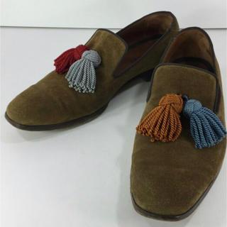 ジミーチュウ(JIMMY CHOO)のJIMMY CHOO タッセルローファー ジミーチュー 革靴 (ドレス/ビジネス)
