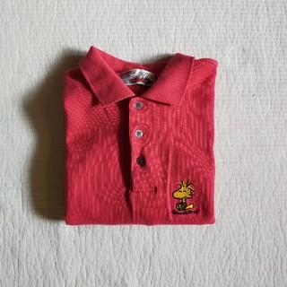ピーナッツ(PEANUTS)の専用。PEANUTS 長袖 ポロシャツ ウッドストック(ポロシャツ)