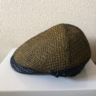 カシラ(CA4LA)のCA4LA ハンチング メンズ(ハンチング/ベレー帽)