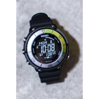 セイコー(SEIKO)の★新品 JOURNAL STANDARD SEIKO クロノ デジタル アナログ(腕時計(デジタル))