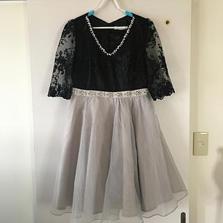 ジュエルズ(JEWELS)のキャバ ドレス ワンピース フレア(ナイトドレス)