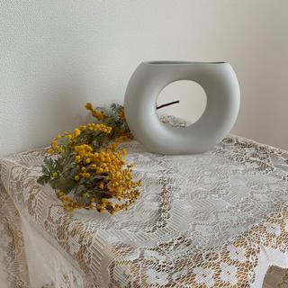 ハーフムーン フラワーベース(花瓶)