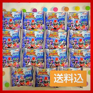 フルタセイカ(フルタ製菓)の★フルタ★騎士竜戦隊リュウソウジャー★グミ★グレープ味♪15個!!(菓子/デザート)