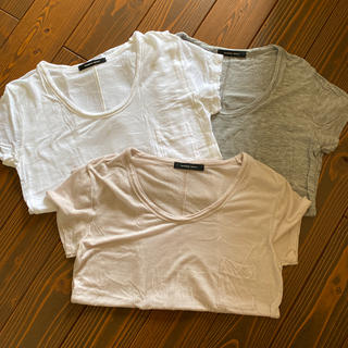 ノンブルアンベール(nombre impair)のNOMBRE IMPAIR Tシャツセット(Tシャツ(半袖/袖なし))