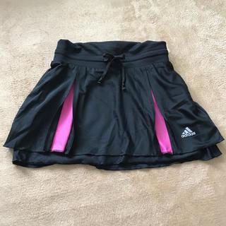 アディダス(adidas)の【美品】adidasランニングスコート(ランニング/ジョギング)