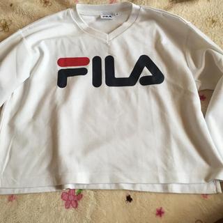 フィラ(FILA)のFILAのトレーナー(トレーナー/スウェット)