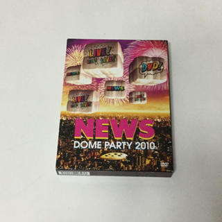 ニュース(NEWS)のNEWS/NEWS DOME PARTY 2010 LIVE!LIVE!LIV…(ミュージック)