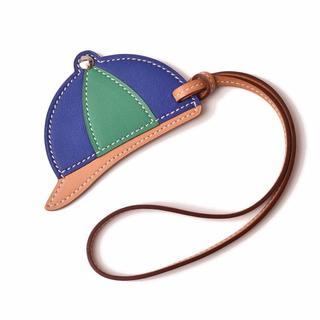 エルメス(Hermes)のエルメス バッグチャーム/ストラップ/キーホルダー 帽子 未使用(キーホルダー)