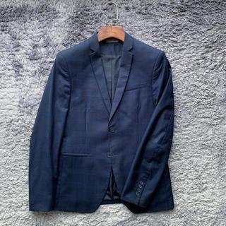 ZARA - ウィンドペン柄のお洒落なジャケット!ZARAジャケット サイズ46