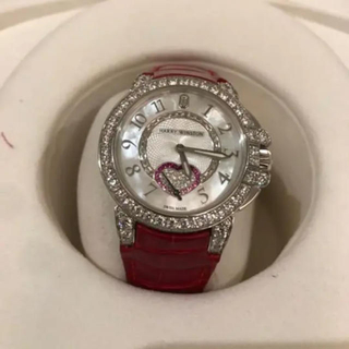 ハリーウィンストン(HARRY WINSTON)のオーシャンバレンタイン(腕時計)