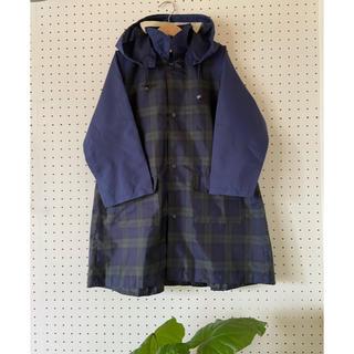 ムジルシリョウヒン(MUJI (無印良品))のさくら様専用 MUJI キッズ レインコート 雨具 120 (レインコート)