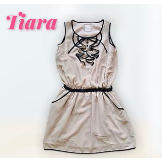 ティアラ(tiara)のTiara☆ワンピース(ひざ丈ワンピース)