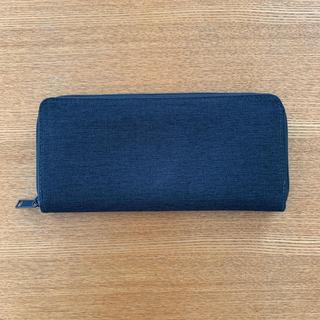ムジルシリョウヒン(MUJI (無印良品))の無印良品 長財布 通帳入れ(財布)