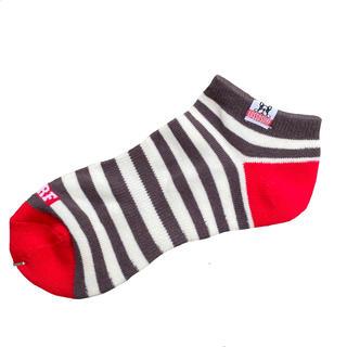 ディーゼル(DIESEL)の西海岸系☆LUSSO DOG Socks Mサイズ ストライプ 靴下 チャムス(ソックス)
