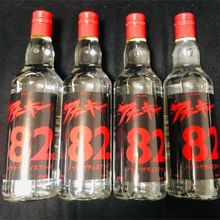 送料無料 アナーキー 82度 ウォッカ 4本(蒸留酒/スピリッツ)