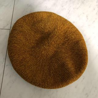 ケービーエフ(KBF)のベレー帽 KBF(ハンチング/ベレー帽)