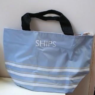 シップス(SHIPS)のwith 付録 SHIPS トート ポーチ付き(トートバッグ)