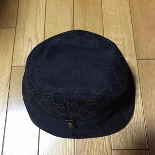 グッチ(Gucci)の☆お値下げ☆GUCCI 帽子 ハット(ハット)