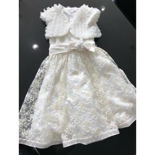 マザーウェイズ ホワイトドレス(ドレス/フォーマル)