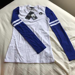 ハーレー(Hurley)のHurley レディース ロンT ラグラン NIKE DRI-FIT(Tシャツ(長袖/七分))