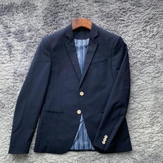 ザラ(ZARA)のギンガムチェック柄のお洒落なジャケット!ZARAジャケット サイズ46(テーラードジャケット)