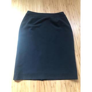 スーツ レディース スカート 38 黒(スーツ)