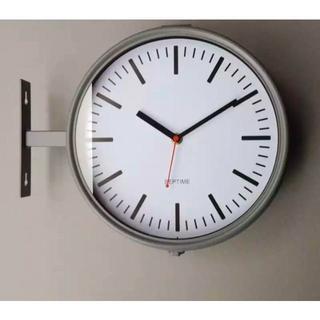 イデー(IDEE)の★新品★インダストリアル ウォール クロック 時計 掛け時計 男前(掛時計/柱時計)