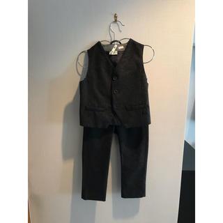 フェンディ(FENDI)のFENDI フェンディ  ベストとパンツ セットアップ サイズ18(ドレス/フォーマル)
