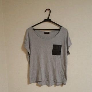 グレーシャツ(Tシャツ(半袖/袖なし))