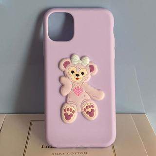 ディズニー(Disney)の新品未使用 iPhone11ケース シェリーメイ パステルカラー(スマートフォン本体)