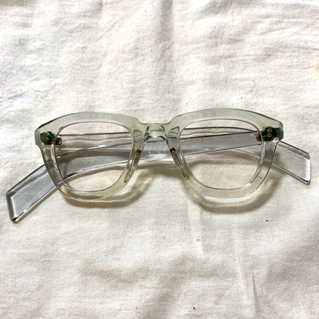 Ayame(アヤメ)のclear flame (ヴィンテージ) メンズのファッション小物(サングラス/メガネ)の商品写真