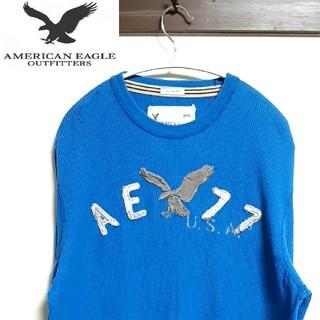 アメリカンイーグル(American Eagle)のAMERICAN EAGLE OUTFITTERS Long tee(Tシャツ/カットソー(七分/長袖))