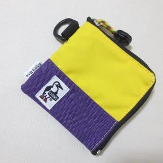 CHUMS - チャムス SAC'S BAR別注 コインケース 財布 L996