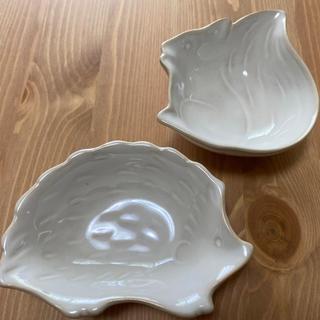 スタディオクリップ(STUDIO CLIP)のリスとハリネズミ 豆皿 小皿 小鉢(食器)