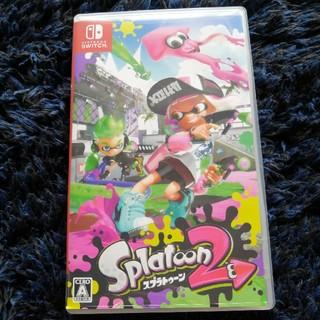 ニンテンドースイッチ(Nintendo Switch)のスプラトゥーン2 任天堂 スイッチソフト(家庭用ゲームソフト)