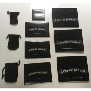 クロムハーツ(Chrome Hearts)のクロムハーツ  ショップバッグセット(ショップ袋)