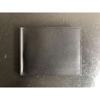 エルメス(Hermes)のエルメス新品  折りたたみ財布  マネークリップ(折り財布)