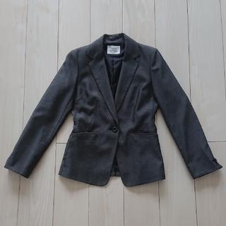 ANNA LUNA ジャケット 黒×白 サイズ11号