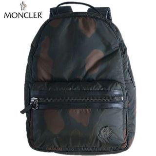 モンクレール(MONCLER)のモンクレール 新品 バックパック リュック バッグ(バッグパック/リュック)