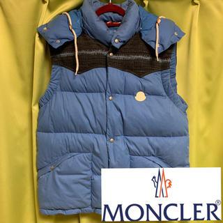 モンクレール(MONCLER)のモンクレール ダウンベスト サイズ2  GYANTSE GILET(ダウンベスト)