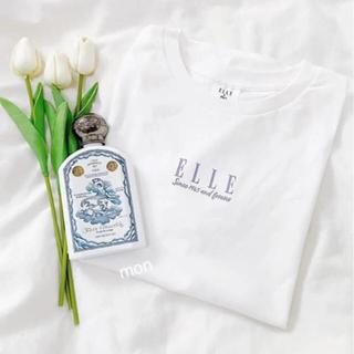 29様専用☺︎GU×エル♡グラフィックT♡オフホワイトXL(Tシャツ(半袖/袖なし))