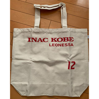 INAC神戸 トートバッグ(サッカー)