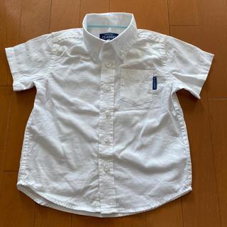 ニシマツヤ(西松屋)の半袖ワイシャツ 100cm(ドレス/フォーマル)