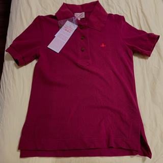 Vivienne Westwood - 【新品未使用】ヴィヴィアンウエストウッド ポロシャツ Lサイズ