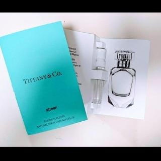 ティファニー(Tiffany & Co.)の新作 TIFFANY&co  ティファニー シアー sheer  1.2mlx2(香水(女性用))