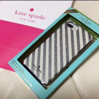 ケイトスペードニューヨーク(kate spade new york)の新品 ケイトスペードニューヨーク iPhoneプラス ケース(モバイルケース/カバー)
