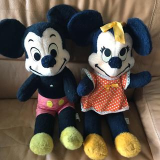 ディズニー(Disney)のねいぐるみ(あみぐるみ)